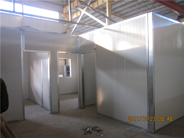 modular heat insulated hotel room types of export houses