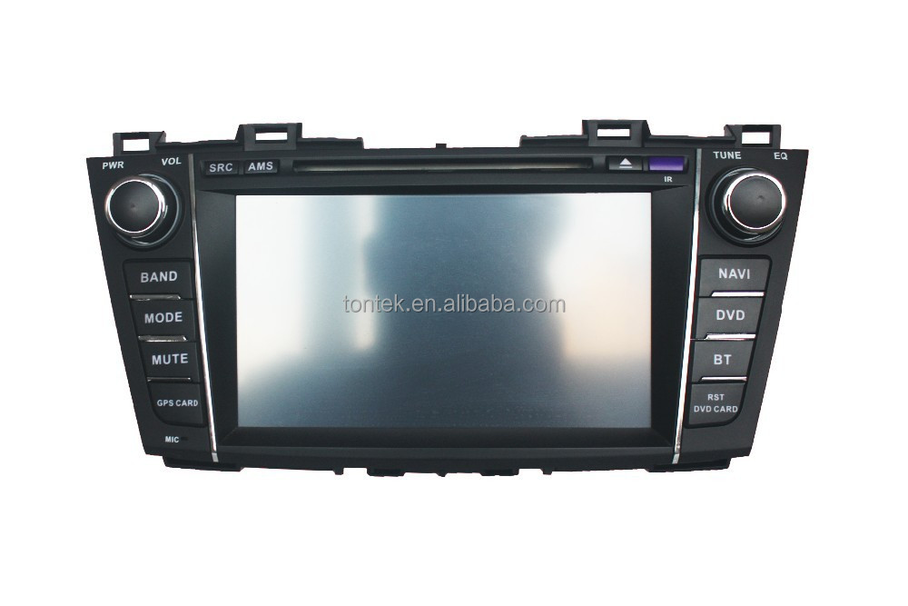 Auto radio neue mazda 5 gps auto dvd-player navigation mit wifi bluetooth tv ipod