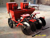 CE approved single-row potato seeder machine for sale