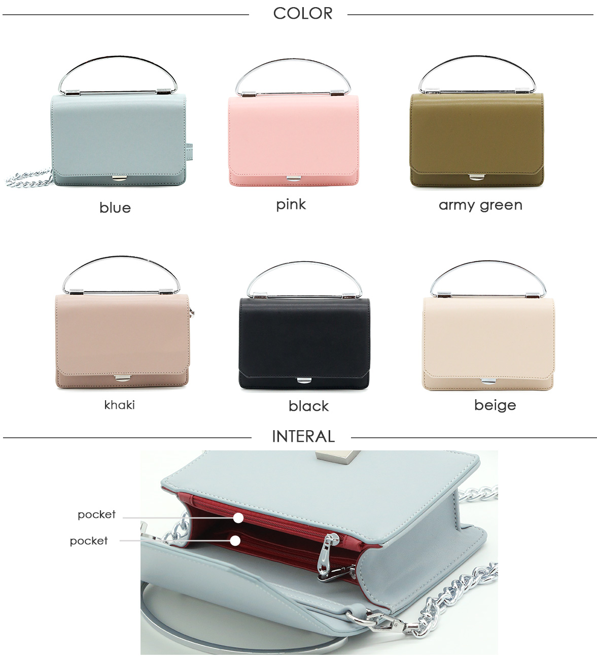 SUSEN handbags Fashion chain crossbody tote bag women /sublimation tote bag
