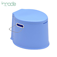 IMODE hot sell indoor plastic portable mobile toilet price