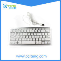 H-263 Best price Wireless Keyboard, Bluetooth Keyboard approved CE Telec Rosh