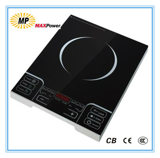 LED display induction cooker CE europe