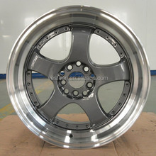 American racing 5x114.3 replica alloy wheels