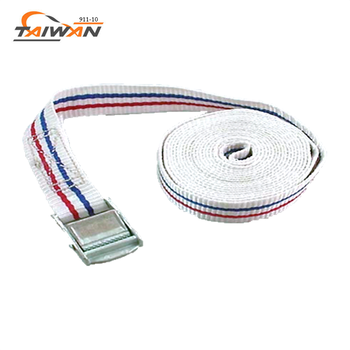 wholesale logistics ratchet tow lashing strap