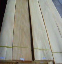 NATURAL RUBBER WOOD VENEER FOR FURNITURE