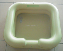 Easy Shampoo Basin/Deluxe Inflatable Bed Shampooer Basin/hair shampoo basins