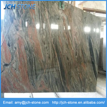 2016 Multicolor Karnataka Red granite slab a-frame, 60x60 granite price, granite sincere