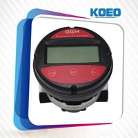 Top Quality electronic oval gear diesel Flow Meter