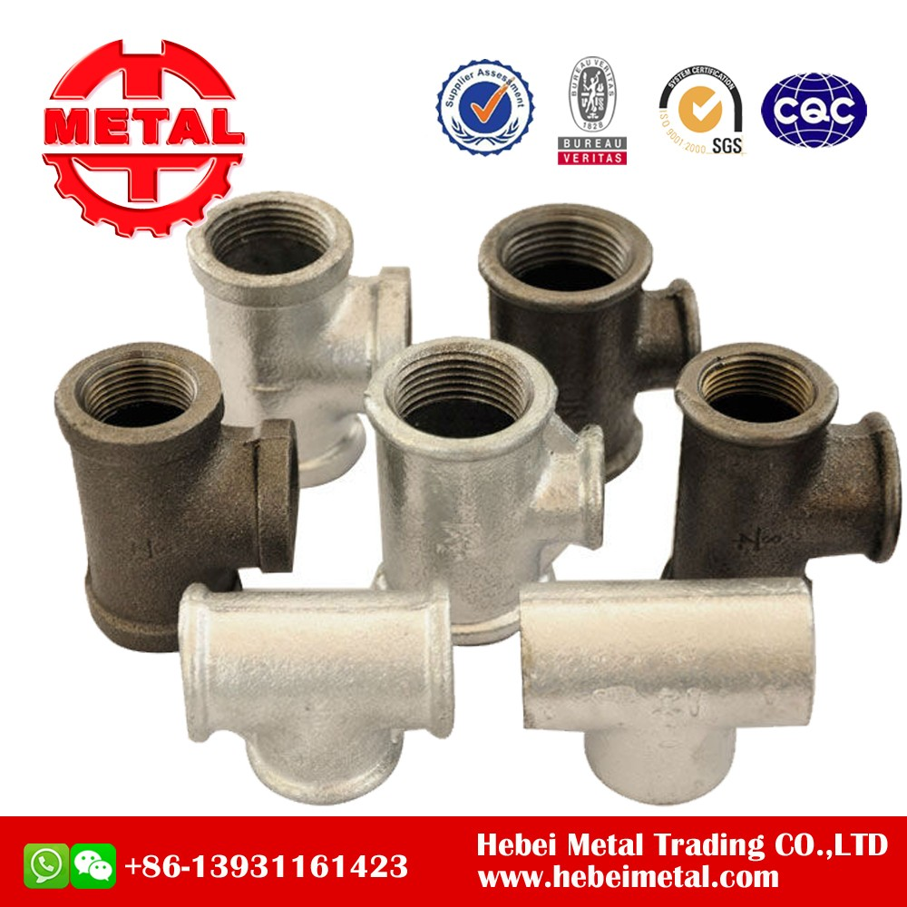 malleable iron y fitting