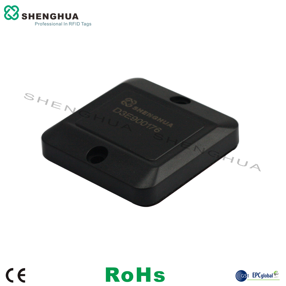 Rohs Rfid Metal Tag With 915Mhz And 13.56mhz For Public Traffic Equipment Management