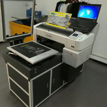 BZ-DS3000 Digital Textile Printing Series with Screen Printing Machine