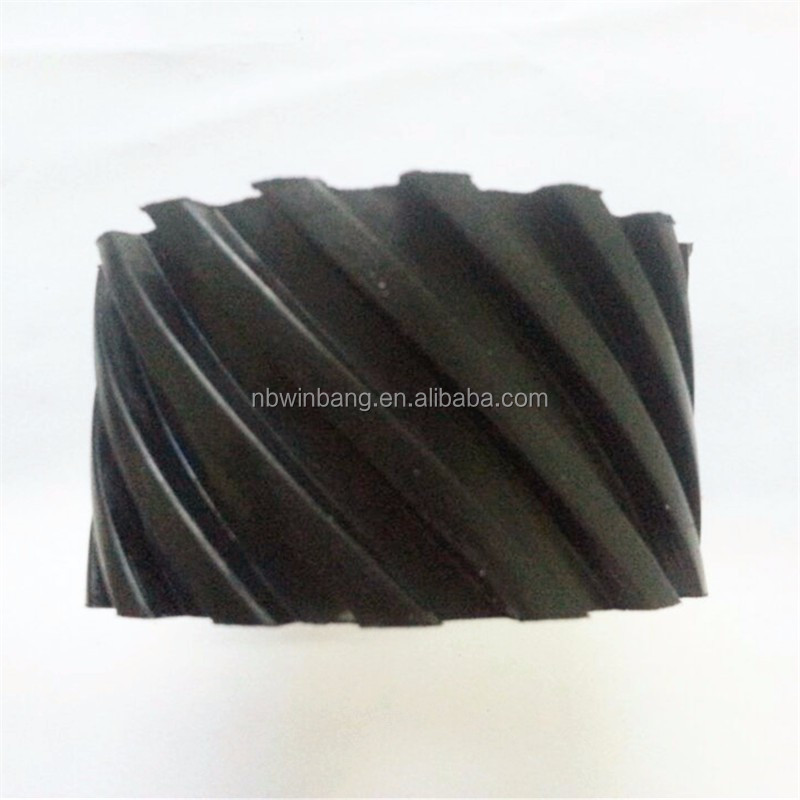 Customized Iron/Aluminum rubber parts /products