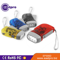 Timely service 3 led dynamo flashlight wholesale,best hand crank flashlight led,cheap led dynamo torch hand crank