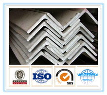 prime hot rolled structural angle bar specification/steel profile l angle