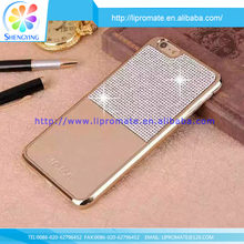 100% Brand new phone bling leather PC bling crystal rhinestone case