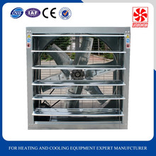 Motor driving exhaust cooling fan for air condition solution / Wall mounted Ventilation Fans / Greenhouse Axial Flow Fans