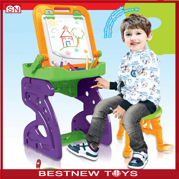 Kids drawing table easel drafting adjustable drawing tables and chairs