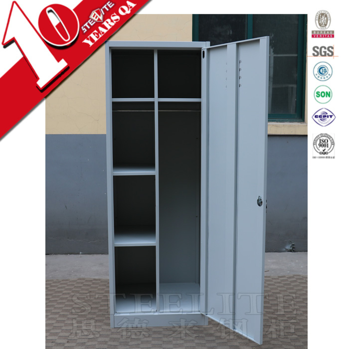 Professional manufacturer cheap steel single door almirah for kitchen