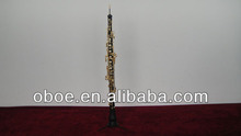 Adult Type Semi Automatic Gold Plated ABS Oboe--201G