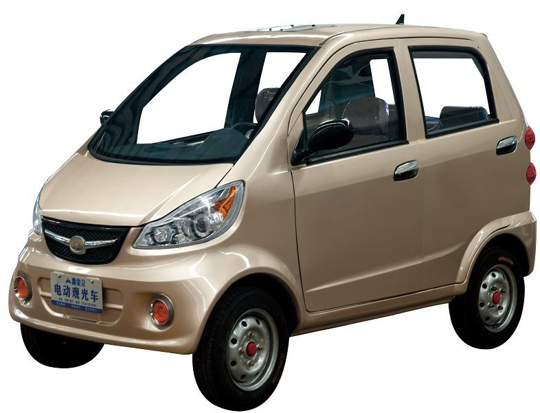small/smart electric car with 4 seats price