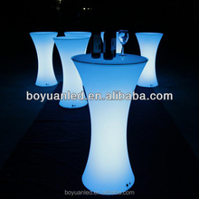 16 color change led light up <strong>bar</strong> cocktail table, <strong>bar</strong> tall led table, party led table/<strong>bar</strong> table/<strong>bar</strong>&cafe furniture/