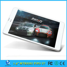 "7.85"" PiPo U7 Android 4.2 Phone call Tablet 3G MTK8382 quad core GPS WCDMA tablet pc"