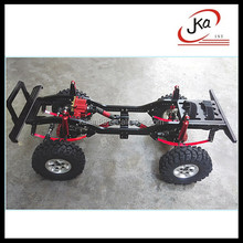 Promotion 30% Discount 1:10 RC Car D90 Gelande 1 Aluminum alloy chassis rc nitro kit car chassis on sale