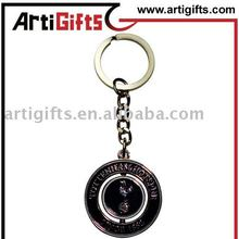 AG-MKC_46 spinning metal key chain