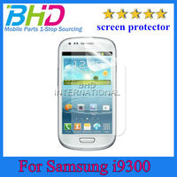 CLEAR LCD Screen Protector Guard Cover Film For Samsung Galaxy S III S3 i9300
