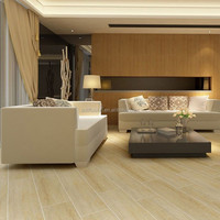 wood color ceramic floor and wall tile