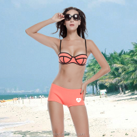 sexy women bikini swimwear swimsuit for female push up micro biquini high waist sexy extreme micro neoprene bikini suit