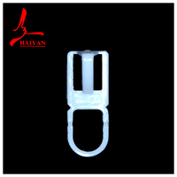 Hanger connector , hanger loop, black plastic connector