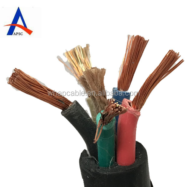5 wire power cable