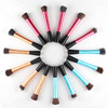 Professional 5 pcs Private Label Synthetic Makeup Powder Brushes Cosmetics Accessories Kit