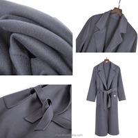 ladies winter coats 100% wool cashmere coat style OEM women coat