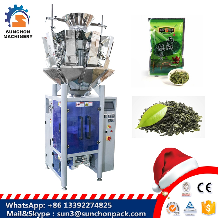Automatic Vertical Manual Tea Bag Packing Machine
