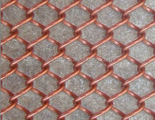 chain link door curtain mesh