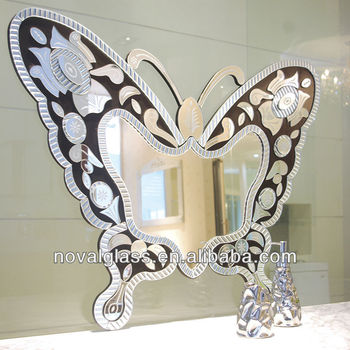 Decorative Wall Mirrors,Butterfly Mirrors Wall