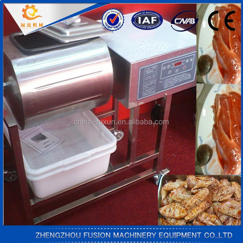 BEST QUALITY vacuum marinator/meat tumbling machine