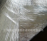 kiln/cable fuel/sealing/pipe heat insulation ceramic fiberglass double side aluminum foil cloth