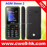 AGM STONE 2 IP67 Outdoor Waterproof 1.77 Inch MT6260M GSM China Mobile Phone Rugged Smartphone Mobile Phone Cell Phone