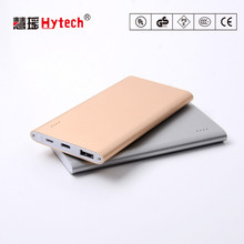DC218FC 5000mAh slim power bank, Type-C durable power bank, fast charging power bank with USB-C port