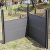 Wpc Fence Anti Fading No Formaldehyde
