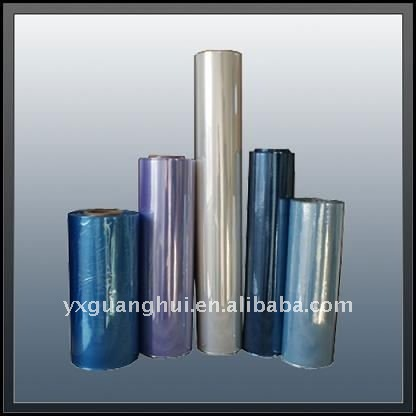 PVC Shrinkable Film in Packaging Printing