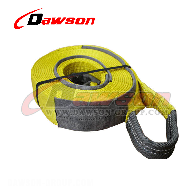 Dawson Heavy Duty Nylon Vehicle Recovery Towing Straps