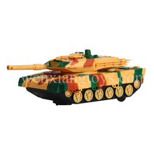 Steering Wheel Toy Rotational military fighting Tanks