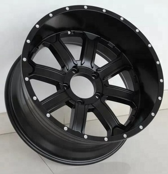 4x4 hot selling wholesale car alloy wheel rims