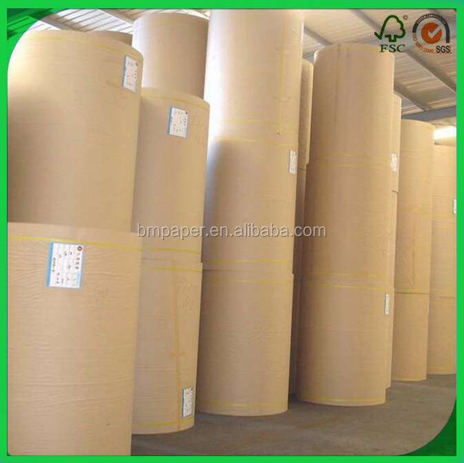 ningbo fold paper board Lowest Price grey paper for folding box