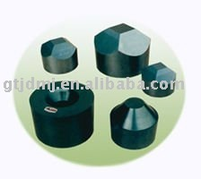 chinese high quality Cemented carbide anvil for pressuring diamond